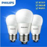 หลอดไฟ LED Philips 4w e27