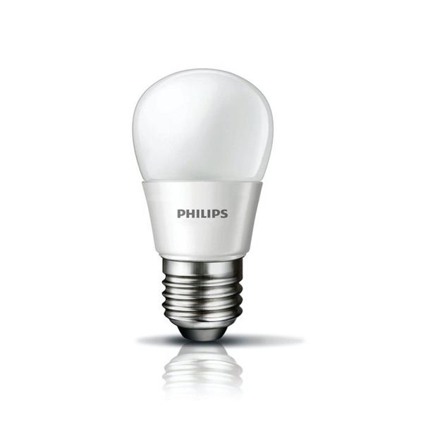 หลอดไฟ philips LED 4w